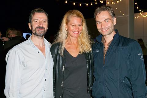 Screen 40th Simon Graham-Clare, Gudrun Giddings, Klaus Rasmussen